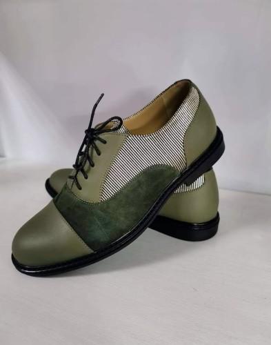 """Klasikiniai oxford stiliaus batai """"Samana"""""""