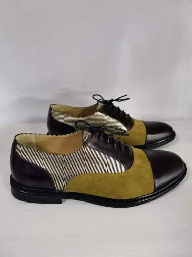 """Klasikiniai oxford stiliaus batai """"Rudens vėjas"""""""