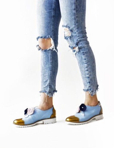 Women Oxford Shoes IRIS