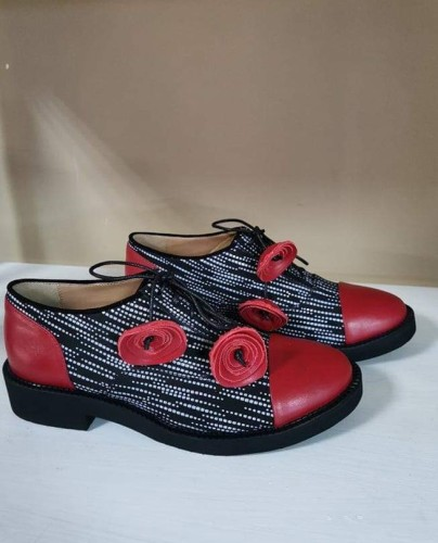 Oxford Shoes 1960