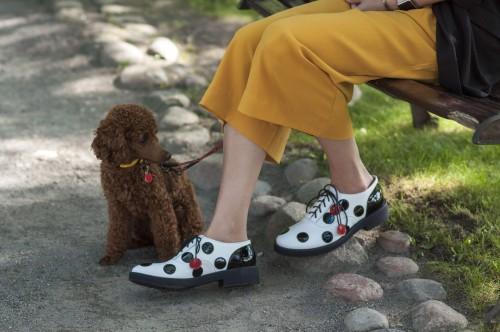 Oxford Shoes FLAMENCO